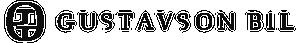 Gustavson Bil Logo